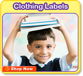 clothing labels - baby labels
