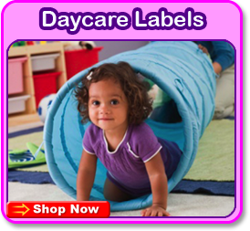 daycare labels - name labels