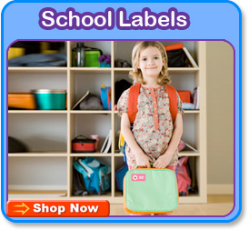 school labels - baby labels