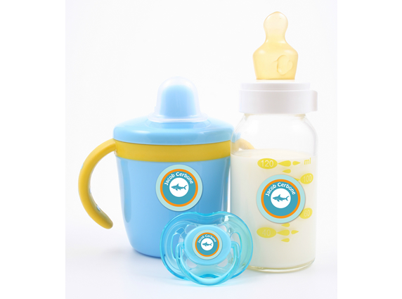 Sippy Cup Labels