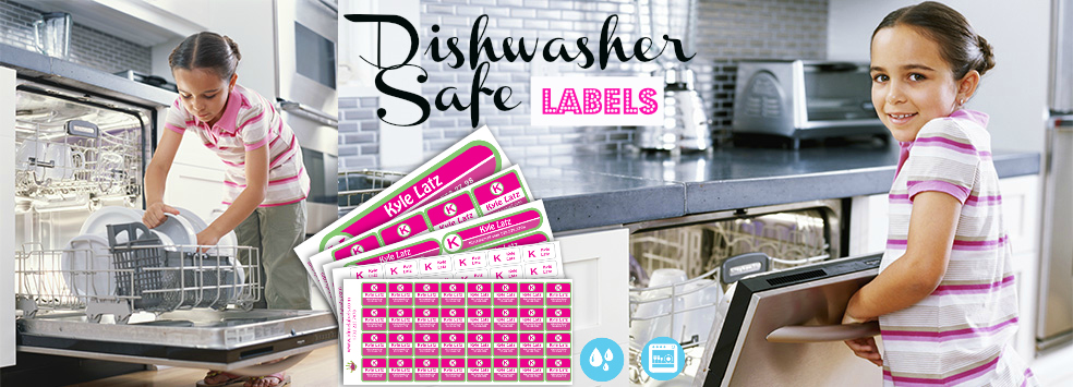 dishwasher safe labels