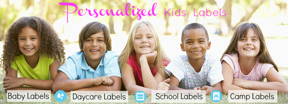 Kids Labels