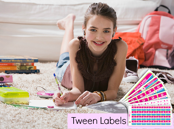 Tween Labels